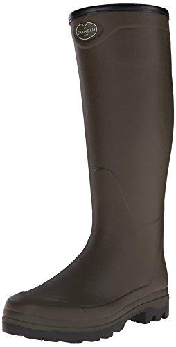 Le Chameau Footwear Men's Country Jersey XL-M, Vert Chameau, 42 EU/9 M US ()