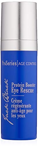 Jack Black - Protein Booster Eye Rescue, 0.5 fl oz - ProSeries Age Control, Matrixyl Synthe'6, Helps Diminish Crow's Feet and Fine Lines, Helps Minimize Appearance of Expression Lines