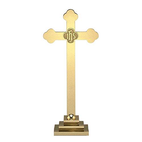 Christian Brands Church Supply SB770-30 30 Altar Budded Cross by Christian Brands Church Supply