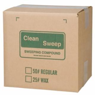 S4110-Green Wax Base Floor Sweep