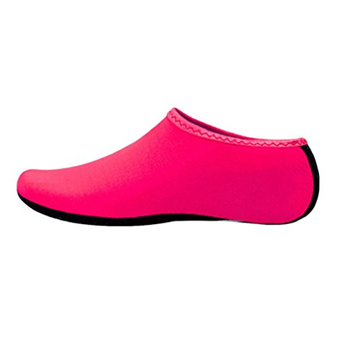 Unisex Antiscivolo Da Immersione Piscina Rosa All'aperto Xxl Sportive Yoga Xs Mare ~ Scarpe Calzature RtqgR