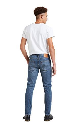Slim Lungh Medium Adapt Zonkey Jeans Fit Taper Stretch 34 Blu Levi's Denim 512 qEKxZUw6RI