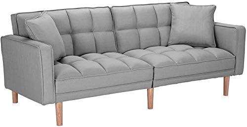 Cheap FCNEHLM 100 Modern Futon Bed living room sofa for sale