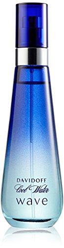 Cool Water Wave by Davidoff For Women. Eau De Toilette Spray 1.7-Ounces Cool 1.7 Ounce Spray