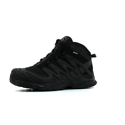 Mid Black Gtx Hiking Salomon Shoe Men's Xa Pro xtZavfB
