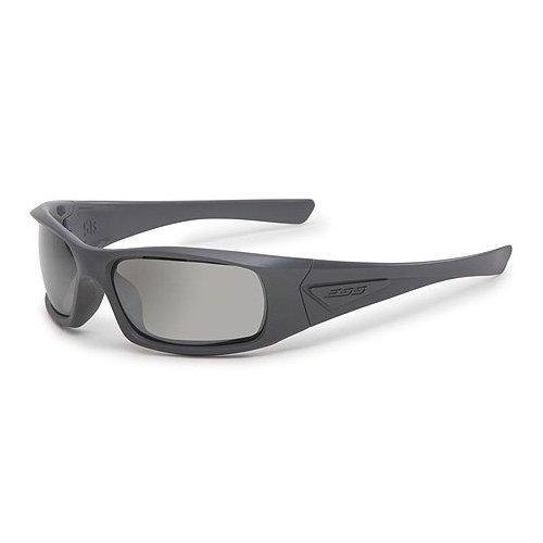 ESS 5B High-Impact Sunglasses Mirrored Gray Lens - Sunglasses Ess 5b