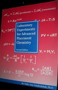 lab experiments for ap chemistry student edition 2nd edition sally rh amazon com