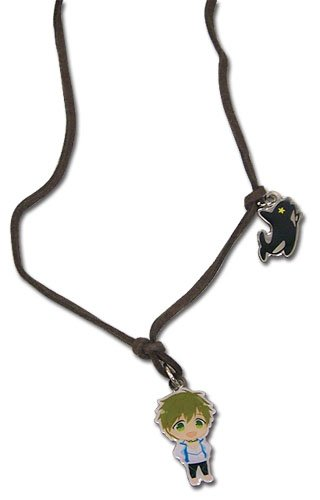 Necklace - Free! - New Makoto SD Toys Gifts Anime Licensed ge36492   B015M8WOTE