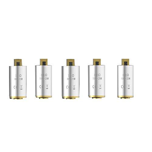 Kangertech NCOCC Coils, Subox Mini V2 Coil Head 0.8ohm, 5pcs/Pack, Nicotine Free