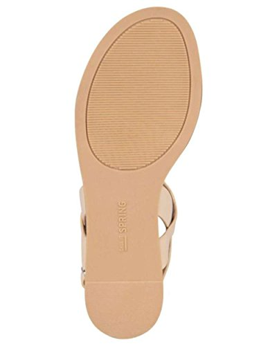 Call It Spring Womens Richichi Open Toe Casual Slingback Sandals Bone QlfwDjYX