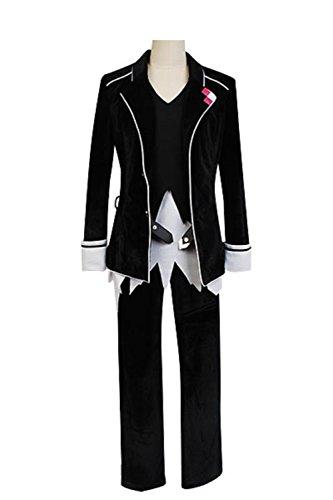 Kanato Sakamaki Costume (Cosplaybar DIABOLIK LOVERS Sakamaki Subaru Uniform Cosplay Costume Female XS)