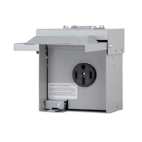 14-50r 50a Receptacle by Eaton Corporation