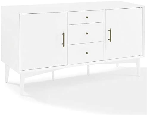Pemberly Row Buffet in White