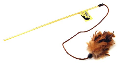 Cat Toy 18 Inch Wand - PURRfect Cat Toys Pouncer Toy
