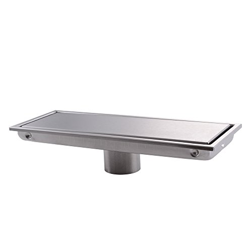 Invisible 12 Inch Stainless Rustproof Strainer
