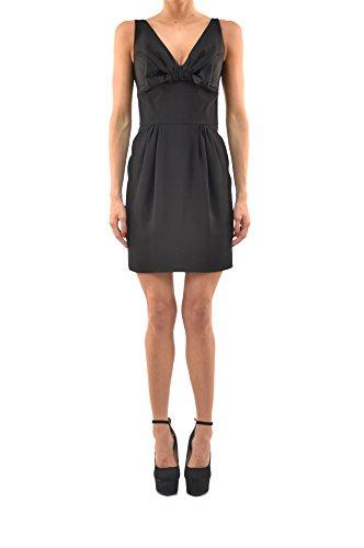 Dsquared2 Women's Dress Bow Black - size 42/44/46