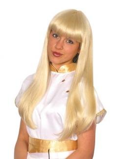 Pams Famous Ladies Wigs | Abba Agnetha - Abba Children's Costumes