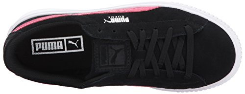 Potion kids love 5 Black Unisex Snk Platform Suede Little Kid Us Puma M 12 w0xZ1qY5qB