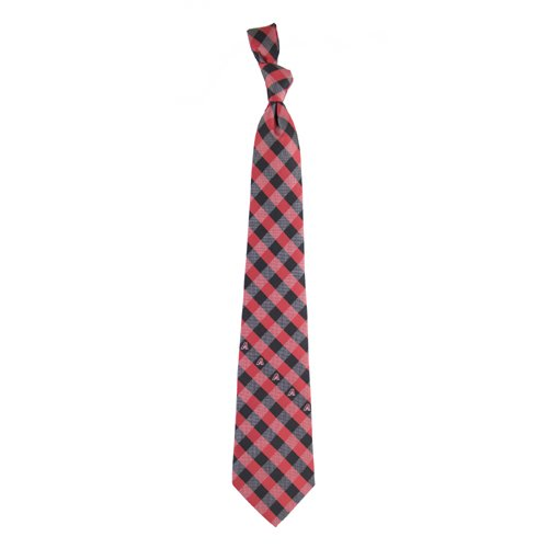 Arizona Diamondbacks Check Poly Necktie