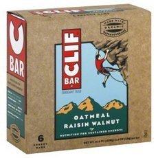 Clif Bar Og3 Clif Oatmeal Raisin Walnut [Pack of 3]