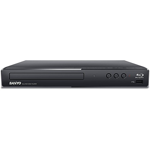 SANYO FWBP506FF Blu-Ray/DVD Player