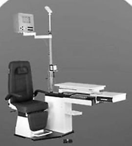 Ajanta Combine Chair Unit ophthalmic Medical Healthcare AEI-P401 from Ajanta