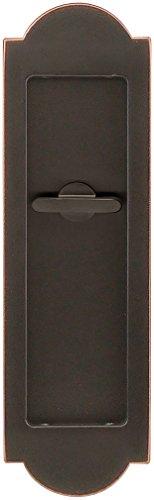 INOX FH3104-10B PD Series Pocket Door Pull, Oil Rubbed Bronze ()