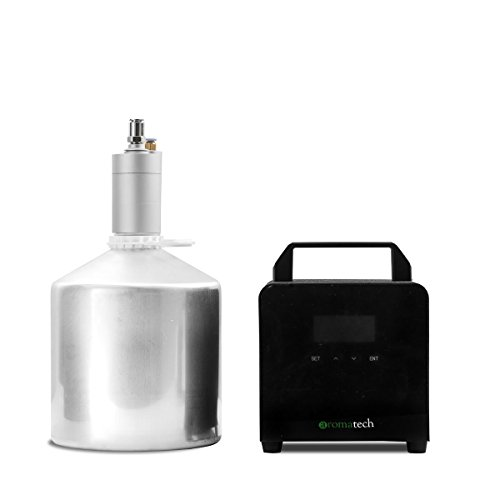 Price comparison product image AromaTech Air Stream Single HVAC Essential Oil Diffuser For Aromatherapy With A Nebulizing Aroma Diffuser In Up To 7000 Square Feet