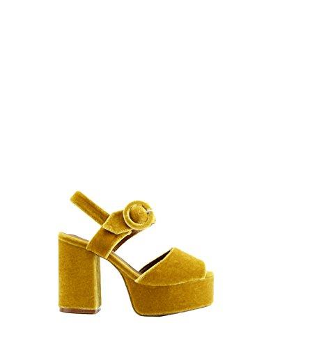 Jeffrey Campbell Masie, Sandalias para Mujer amarillo