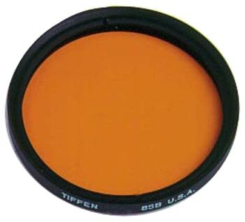 Tiffen 4985B 49mm 85B Filter by Tiffen