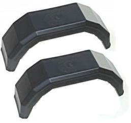 A Pair Of 8 Inch Plastic Trailer Mudguards Pt No Lmx1654 Amazon