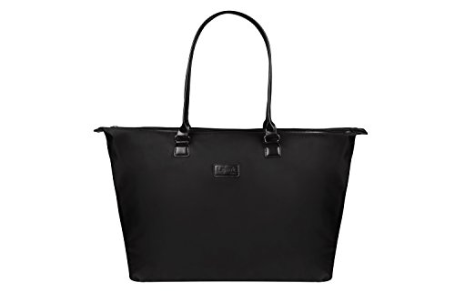 lipault-shopping-tote-l-black-one-size