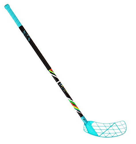 (ACCUFLI Floorball Stick A70 Junior Right 32inch Teal)