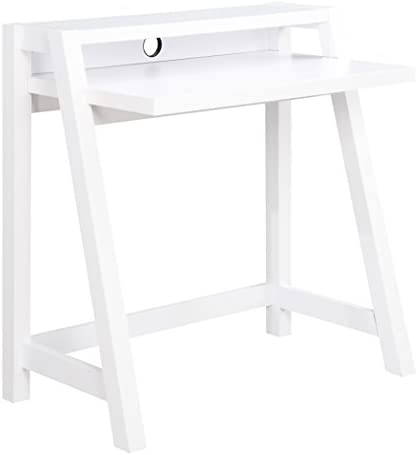 Convenience Concepts Newport Lilly Desk, White
