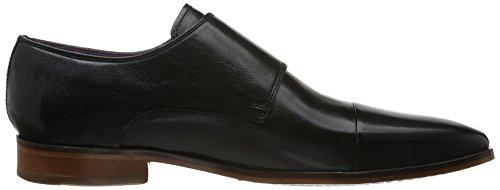 Melvin&Hamilton Lance 1 - Zapatos clásicos Hombre Negro (Classic Negro)