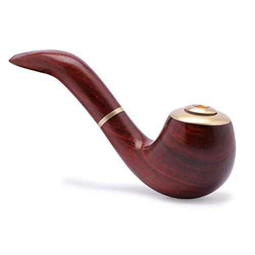 AFYH Tobacco Pipe, Classical Detachable Cigarette Tobacco Smoking Pipe
