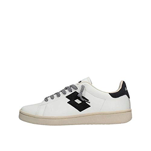 Leggenda Autograph Sneakers Blanc Lotto Homme Blanc Cuir qCwZd