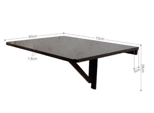 Tavolo Da Muro Pieghevole Ikea.Scrivania A Parete Ikea