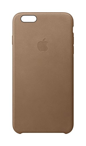 Apple Cell Phone Case for iPhone 6 & 6s - Retail Packaging - Brown (Apple I Phone Case 6)