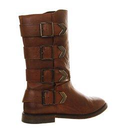 para marrón mujer Botas Hudson Leather Tan wY61pqx5
