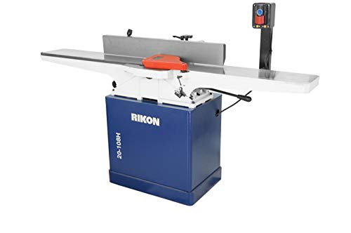 Rikon 20-108H: 8″ Helical Jointer