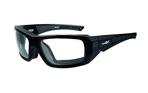 Wiley X Enzo Lunettes de protection Noir brillant