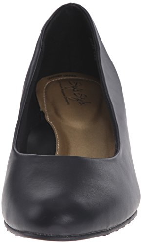 Soft Style by Hush Puppies Gail Mujer US 7.5 Negro Estrechos Tacones