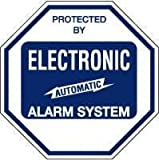 Security Decal #102 12 Commercial Grade Burglar ALARM System Deterrence Warning! Decals #102, Best Gadgets
