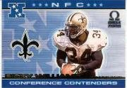 2000 Pacific Omega NFC Conference Contenders #10 Ricky Williams Near Mint/Mint