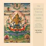 COMPLETE TIBETAN CALENDAR 2009: Tibetan Buddhist Holidays & Daily Astrological Forecasts (12