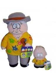 Talking South Park - South Park: Mephisto & Kevin Talking Doll Plush