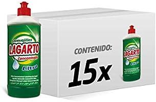 Lagarto Lavavajillas Mano Concentrado - Ultra - Paquete de 15 x ...