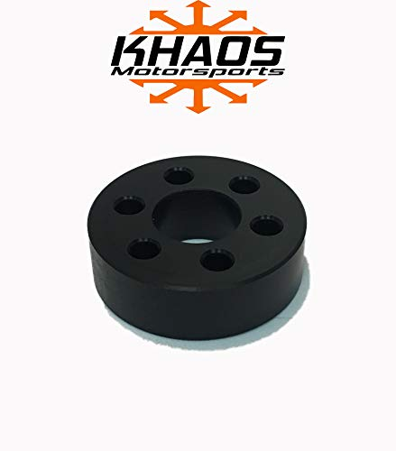 Khaos Motorsports Eaton Supercharger Coupler Isolator and Oil Kit Chevy  Ford M90 M62 M112