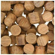 WIDGETCO 3/8'' Teak Plugs by WIDGETCO